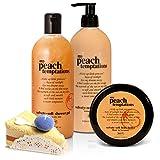 BRUBAKER Happiness 'My Peach Temptations' Body Lotion, Duschgel, Körperbutter Pfirsich und Magic...