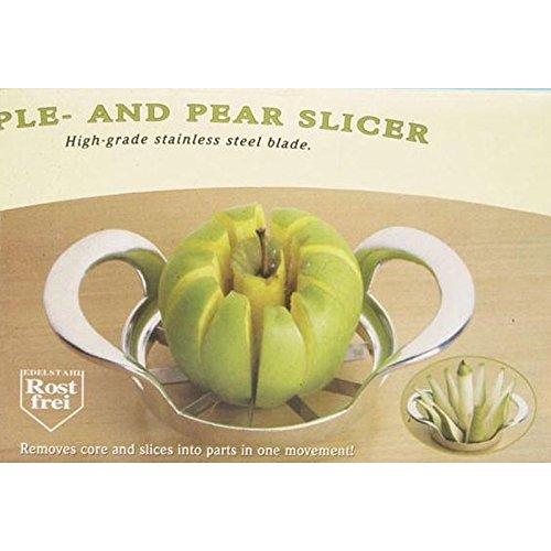 Massiver Apfel und Birnenteiler, Obst Schneider (LHS)