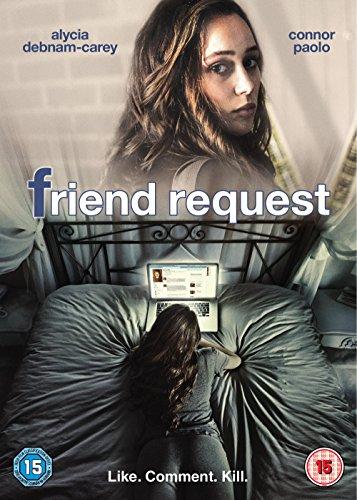 Bild von Friend Request [DVD] [2016] UK-Import, Sprache-Englisch