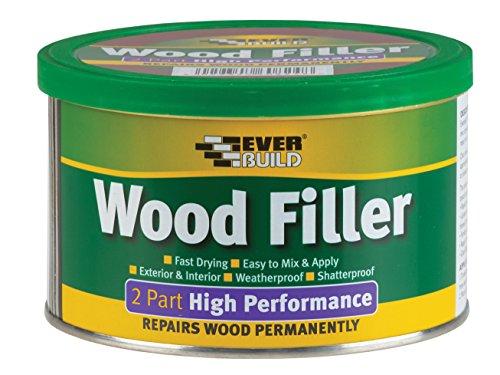 Everbuild-Holz-Füllstoff, EVBHPWF514K, 1,4kg, hohe Leistung, Eichenholz, EVBHPWFL14K