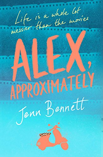 Jandy Cover (Alex, Approximately (English Edition))