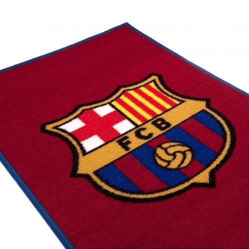 F.C. Barcelona RUG- Schlafzimmer RUG- ca. 80 cm x 50 cm - 100 Karten %POLYAMIDE- Maschinenwaschbar mit header Offizielles FußBall-Merchandising-Produkt Chelsea Fc Cufflinks