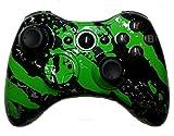 Xbox 360Grün Hydro Eingetaucht/Modding Rapid Fire Controller/Sniper Quick Scope/Drop Shot/Schnelle Ziel/Auto Ziel/, Imitieren/Burst/für Dorsch/Modern Warfare/Black Ops/Gears of War/Alle Spiele