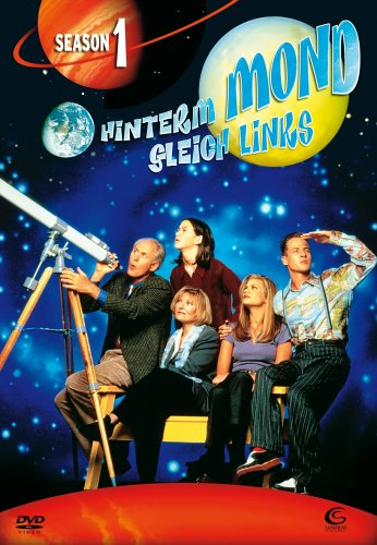 Hinterm Mond gleich links - Season 1 (4 DVDs)
