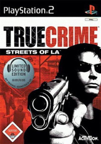 Ps2 Crime True (True Crime - Streets of LA + Soundtrack)