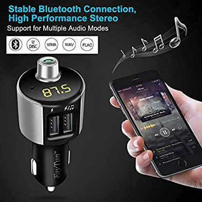 Bluetooth-FM-Transmitter