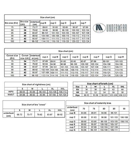 Mitex Formender Body mit Bügel in Farbe ,Shapewear,Top Qualität,EU Schwarz