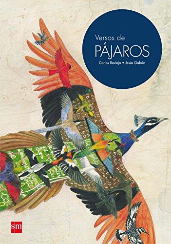 Versos de PÁJAROS (Poesía)
