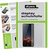 dipos I 2X Schutzfolie matt passend für Doogee X20 Folie Bildschirmschutzfolie