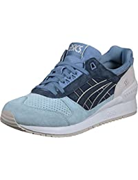 Asics - Gel Respector Platinum Collection Taupe Grey - Sneakers Unisex