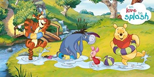 Disney Winnie Pooh asciugamano da bagno 70x