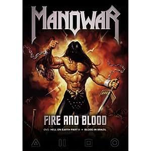 Manowar - Fire And Blood (2 DVDs)