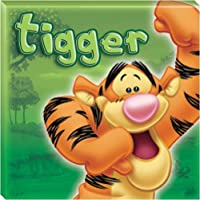 SandyLion Canvas: Winnie The Pooh-Tigger
