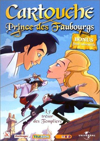 Cartouche, Prince des Faubourgs - Vol.1 : Le Trésor des templiers