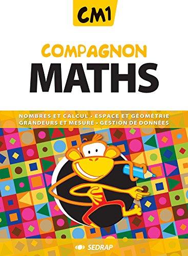 Compagnon Maths CM1 - Cle Activation + 20 Manuels Papier