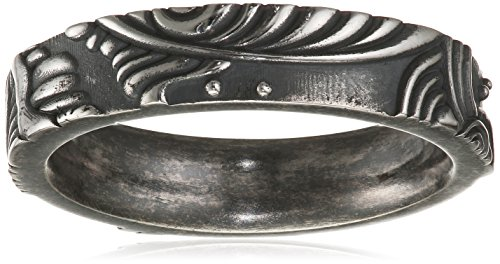 caï men Herren Ring 925 Silber vintage-oxidized 58 (18.5)