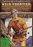 DVD Cover 'Wild Frontier - Indianer, Wagentrecks und Trapper [4 DVDs]