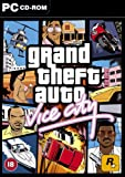 #3: Grand Theft Auto: Vice City (PC CD)