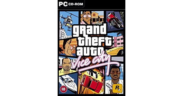 Buy Grand Theft Auto: Vice City (PC CD) Online at Low Prices