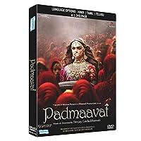 Ecommbuzz Padmaavat, movie DVD