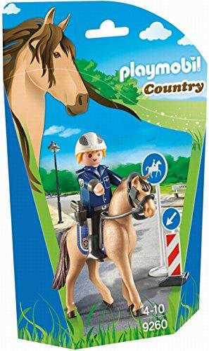 Playmobil-9260 Policía Montada