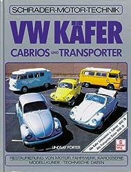 VW Käfer, Cabrios und Transporter