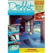 DOBBIT [No 102] du 01/05/1997 - BRICOLAGE - CONCOURS - SANITAIRE - PISCINE A LA MAISON - TERRASSE.
