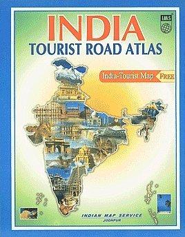 India Tourist Road Atlas - Premium Edition