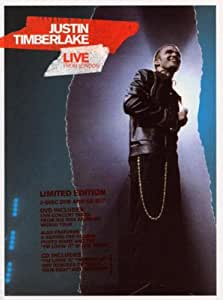 Justin Timberlake - Live From London [2 DVDs]