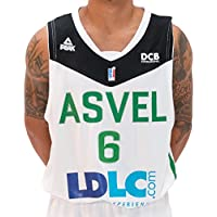 Peak Asvel Officiel Maillot de Basketball Homme