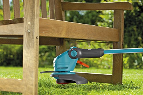 Gardena Trimmer EasyCut 400 25 im Test - 6
