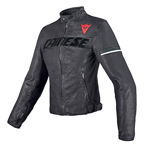 huge selection of 6731f caef3 Dainese Giacca Moto in Pelle da Donna