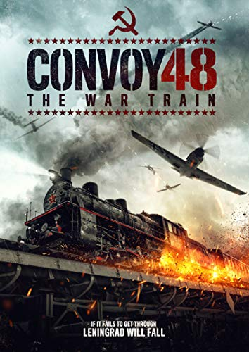 Convoy 48 - The War Train [DVD]