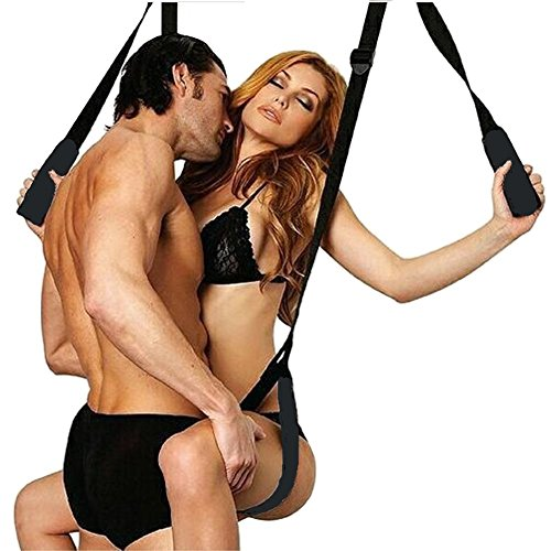 SM Bondage Lemonda Adult Sex-Schaukel Bondage Liebesschaukel für Paare Restraint Indoor Fetisch Bondage (1)