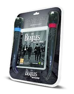 The Beatles: Rock Bandinkl. zwei Mikrophone