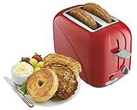 Proctor Silex 22204 2-Slice Toaster, Red