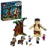 LEGO® Harry Potter™ Het Verboden Bos: Omber's ontmoeting met Groemp 75967 verjaardagscadeau met minifiguren voor kinderen (253 onderdelen)