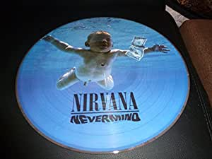 33T.LP.NIRVANA.NEVERMIND.REEDITION EUROPE..500 COPIES.