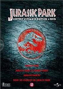 Jurassic Park : La Trilogie - Ultimate Édition 4 DVD [Import belge]