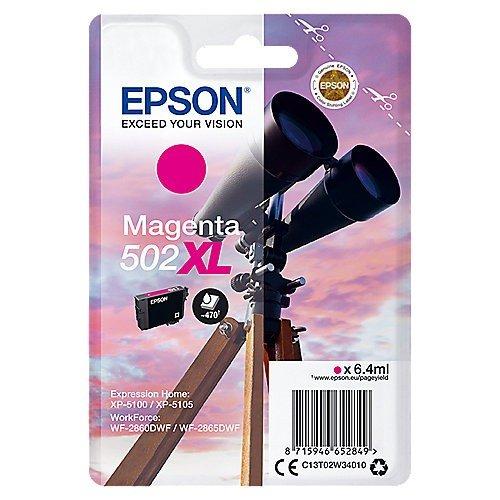 Epson – Cartucho de tinta adecuado para XP5100