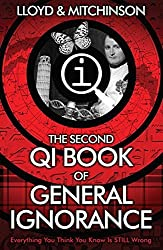 QI: The Second Book of General Ignorance by John Lloyd (2015-03-05)