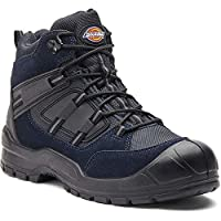Dickies Everyday Safety Boots Mens Steel Toe Cap Anti Scuff Toe Heel