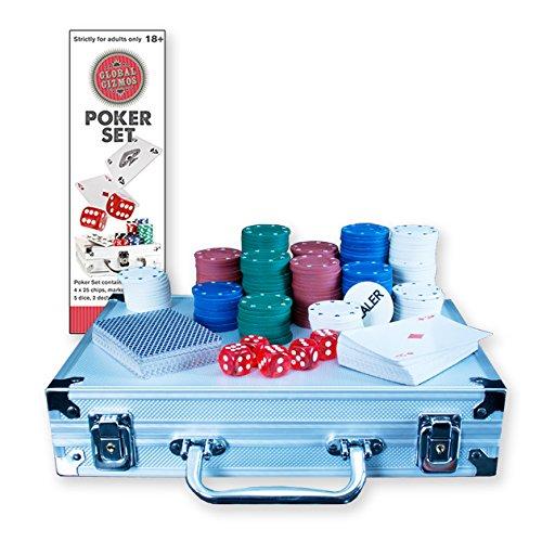 global-gizmos-malette-de-poker-des-jetons-cartes-dans-etui-en-aluminium-200-pieces