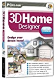 3D Home Designer Deluxe (PC CD) -