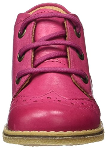 FRODDO Girls Shoes G2130113-5, Chaussures à Lacets Fille Rot (Fuxia)