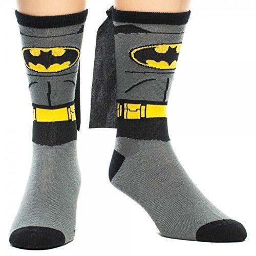 Batman Cape Socks - Batman Cape Socken
