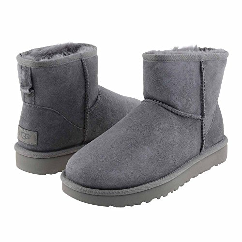 ugg-australia-classic-mini-ii-boots-women-grey-36