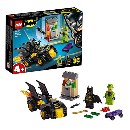 LEGODCBatman 76137 - Batman vs. der Raub des Riddler, Bauset (Dc-spielzeug)