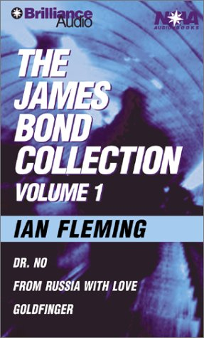 From Russia with Love/Dr.No/Goldfinger: 1 (James Bond Collection)