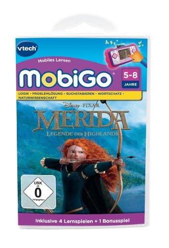 Preisvergleich Produktbild VTech 80-252604 - MobiGo Lernspiel Merida-Legende der Highlands